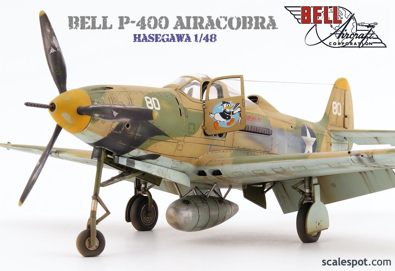 P-400 1//48 Eduard ProfiPACK