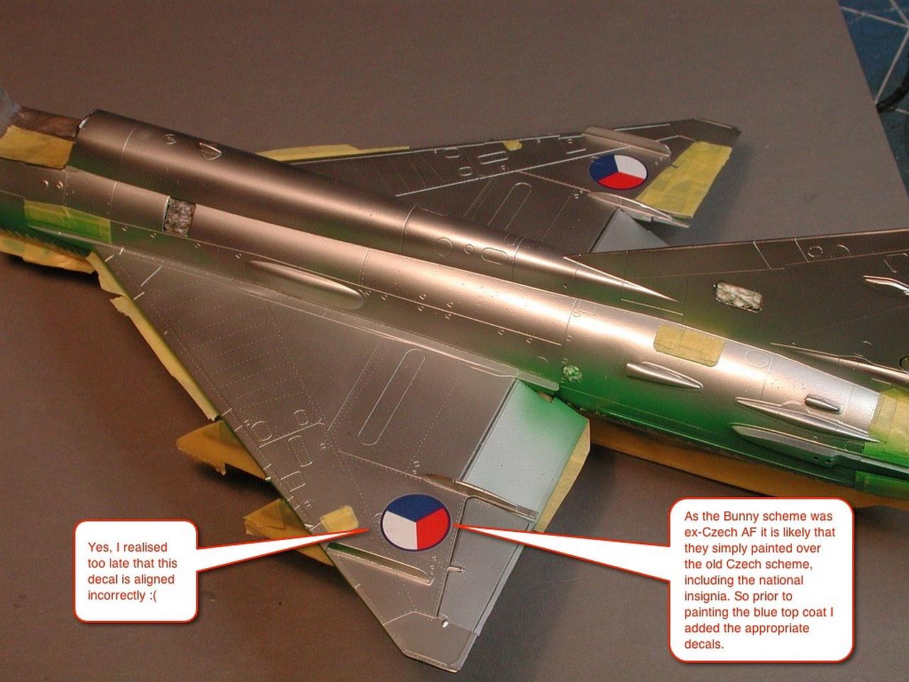 Metalic Paints Modelers